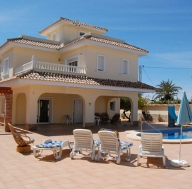 Villa - Re-Sale - Orihuela Costa - Cabo Roig