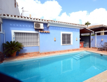 Villa - Re-Sale - Orihuela Costa - Campoamor