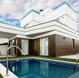 Detached Villa - New Build - Ciudad Quesada - Lo Marabú