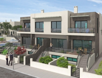 Townhouse - New Build - Benijófar - Benijofar