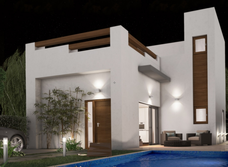 New Build · Detached Villa Benijófar · Benijofar