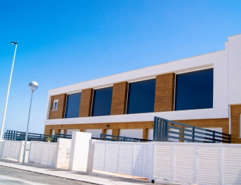 Adosados - New Build - Santa Pola - Santa Pola