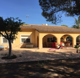 Villa - Re-Sale - Elche - Valverde