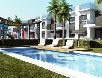 Bungalow - New Build - Pilar de la Horadada - Costa Blanca
