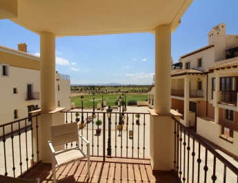 APARTAMENTO - Re-Sale - Hacienda del Alamo Golf - Costa Cálida