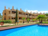 Re-Sale · Villa Hacienda del Alamo Golf · Costa Cálida